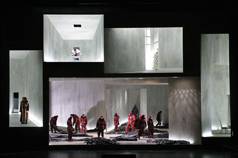 Bavarian State Opera #life #boxes #light
