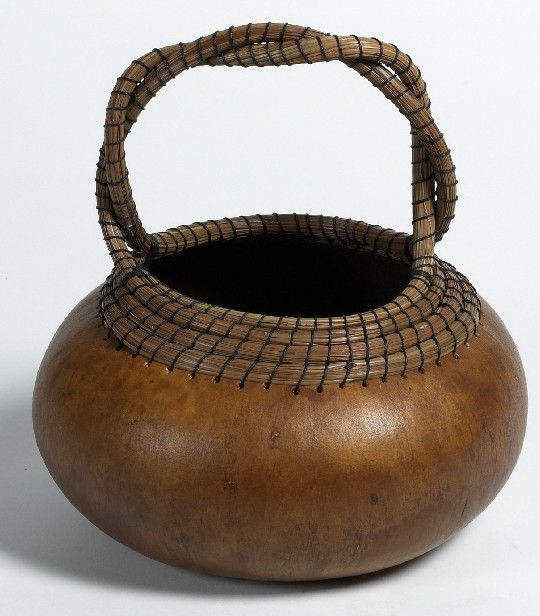 88 Best Gourd Baskets Images On Pinterest Gourd Art