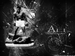 Ali muhammad ali and strength on pinterest