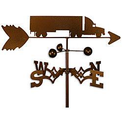 Handmade Semi Truck Weathervane $52.99