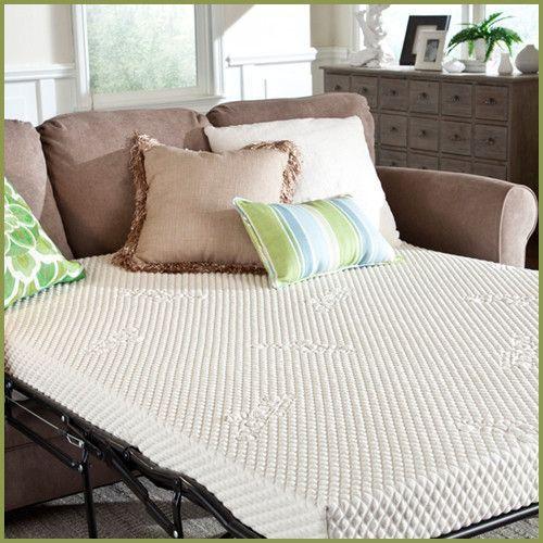 "Slice of Heaven 4.5"" Latex Foam Sofa Bed Mattress"