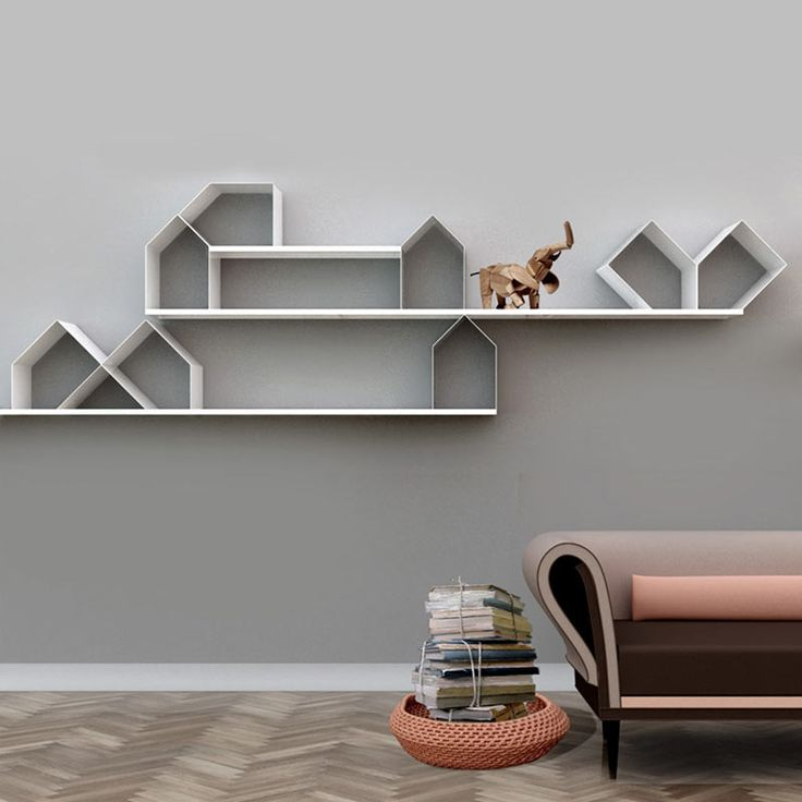 Modular Wall Shelving 134 best shelf ideas images on pinterest | home, woodwork and projects