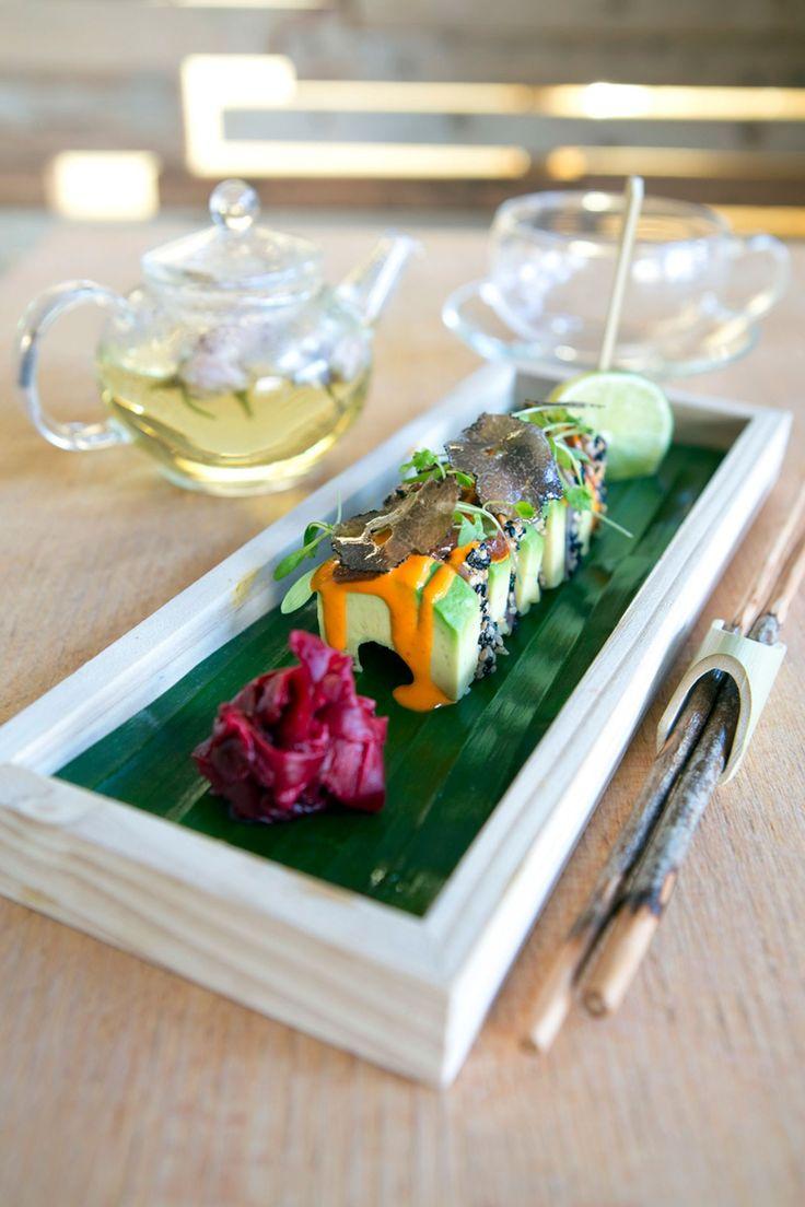 Amaru, London - Designed & Built by Picturesque Productions (January Culture Guide Vogue.com UK)