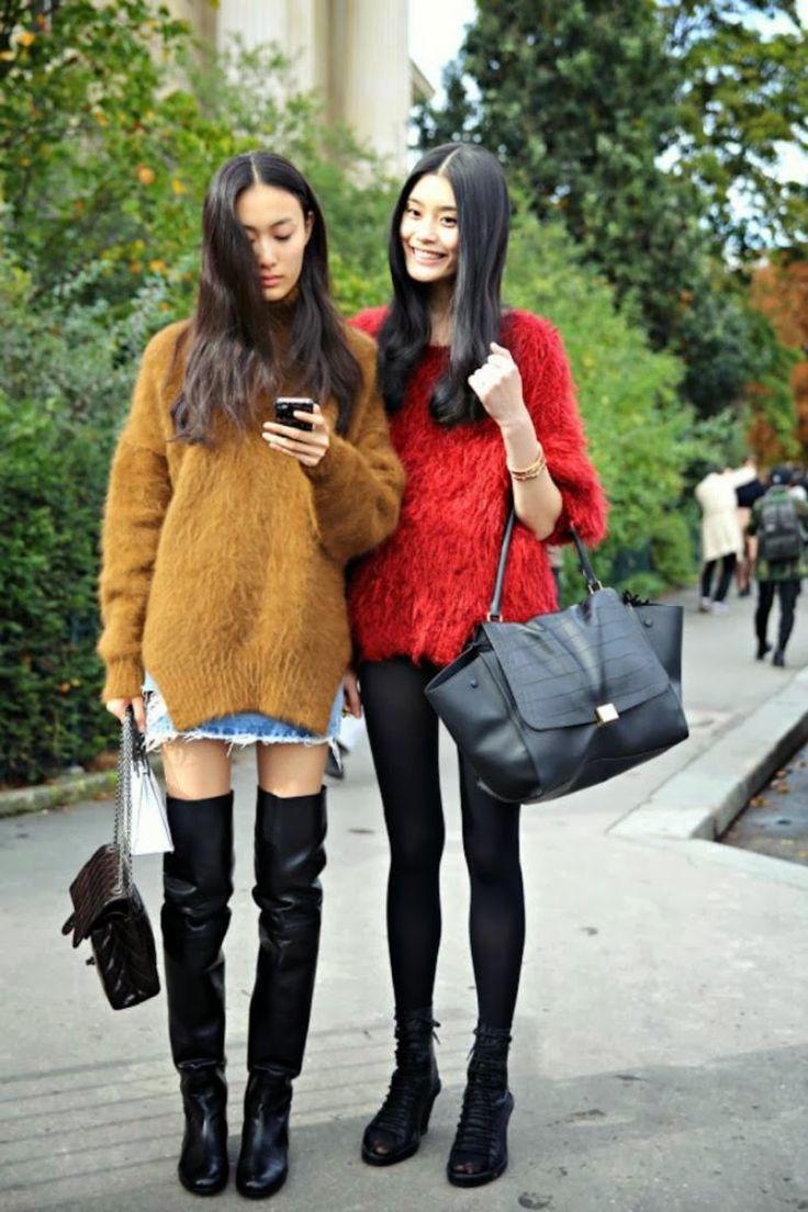 Después de la fiebre del invierno pasado por las fantásticas botas de caña ancha de Givenchy , super clonadas por las low cost, entre ella...