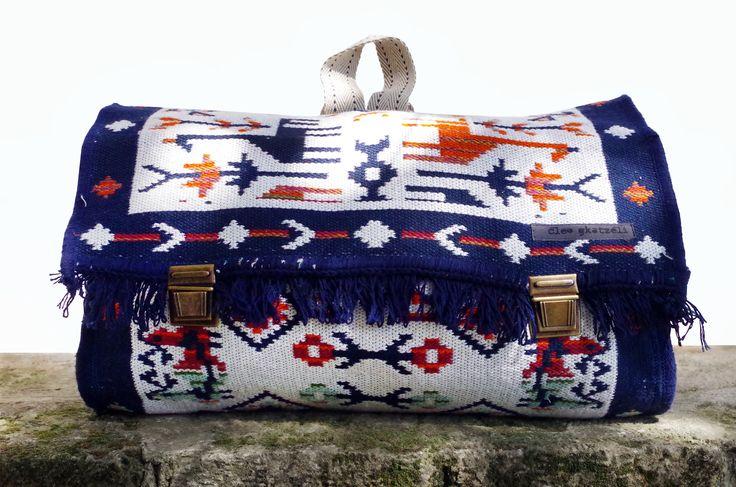 #kilimi #backpack #boho #inspiration @  www.gkatzeli.com  http://www.gkatzeli.com/product-category/beachwear/bags/