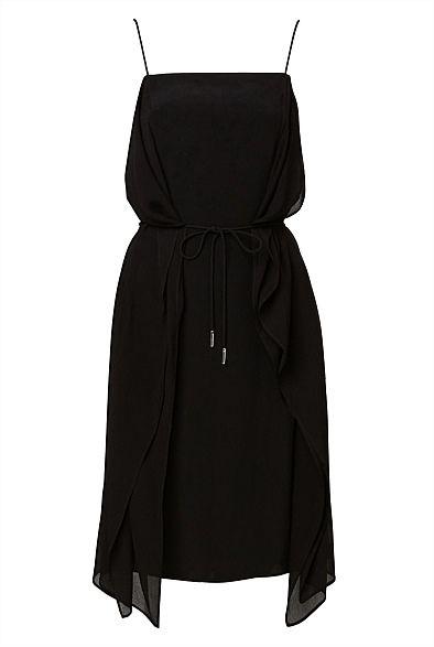 Drop Side Dress  #WITCHERYSTYLE