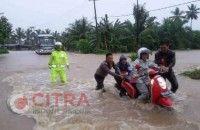 Hujan Deras di Ibukota Jakarta Berpotensi Banjir