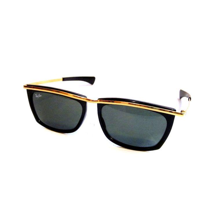 Vintage Ray Ban Sunglasses, Olympian II