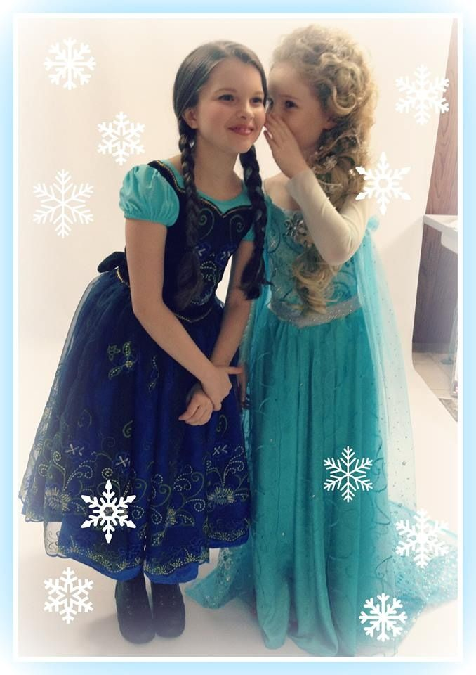 Sharing secrets on set of Ella Dynae's Frozen photo shoot! Click here to shop our Frozen inspired costumes: https://www.etsy.com/listing/179795844/frozen-custom-elsa-costume?ref=shop_home_active_2