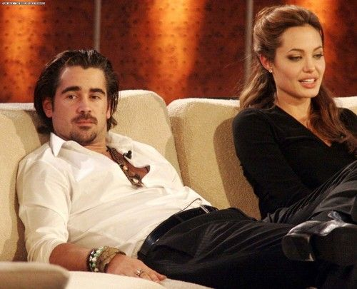 Angelina Jolie with Co...