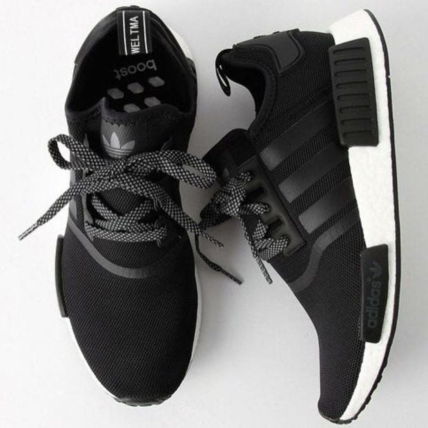 0115a4fba adidas nmd runner white white black adidas superstar kids girls shoes