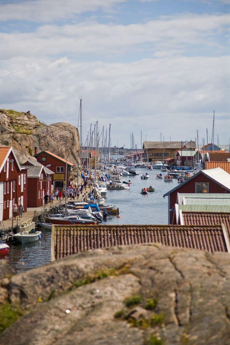 West coast Sweden Smögen