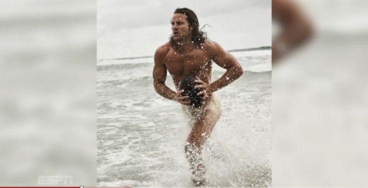 "Video: Todd Clever, capitano USA e ""Body Issue"" per il 2015... - On Rugby"