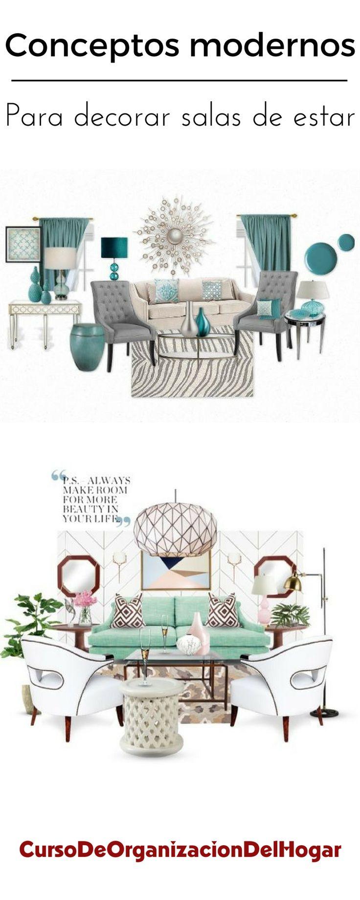 25 best ideas about decoracion de salas modernas on for Decoracion para mi sala