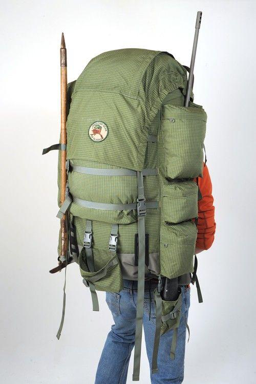 External Frame 8000 Cub In Pack For Alaska Hunting