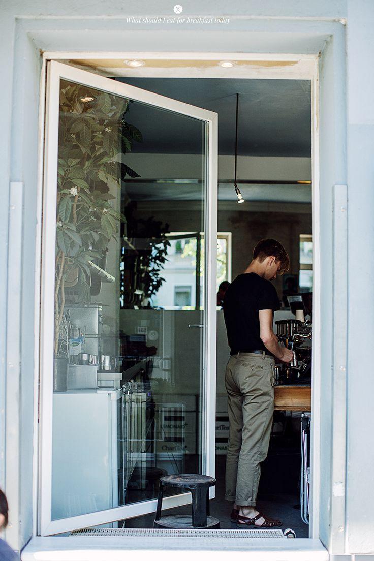 Essen Berlin - Bonanza Coffee Heroes von Marta Greber