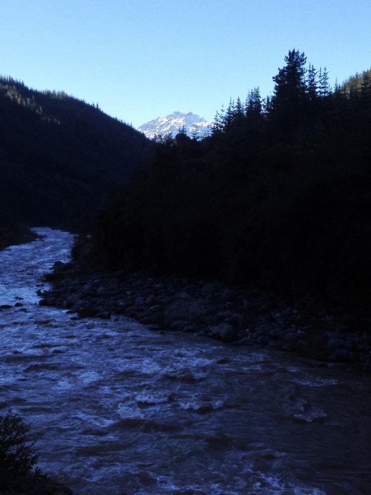 Río Sierra de Bellavista