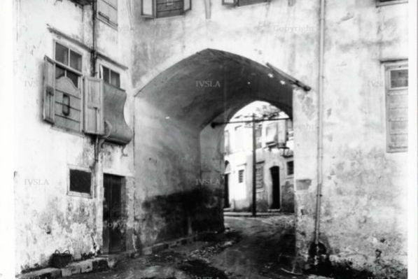 Οδός Κανεβάρο 1900-1930