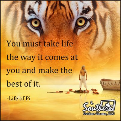 Life Of Pi Quotes I Love You Richard Parker : ... Life Of Pi Quotes on Pinterest Life of pi film, Watch life of pi and
