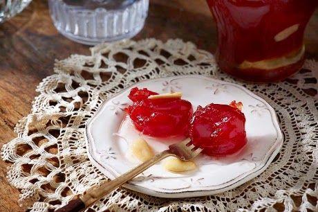 Παραδοσιακή μαγειρική: Ντοματάκι γλυκό