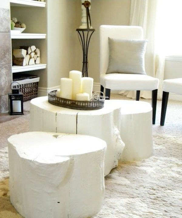Tree Trunk Coffee Table Melbourne: 46 Best Living Area Ideas