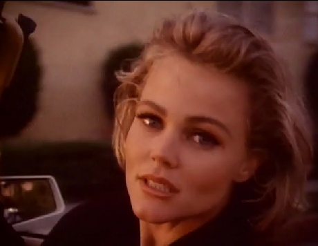 belinda carlisle - I attempted to look like this - cut my hair - #epicfail