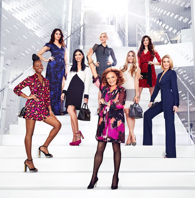 We can't wait for the premiere of Season 2 of House of DVF.: