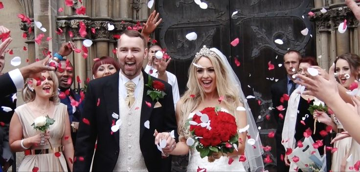 We love this still from Samantha & Kaspar's wedding film! If you've not seen it yet here is the link  https://vimeo.com/189276385 #weddingvideographer #davespinkphotography #weddingphotographer #leedsweddingphotographer