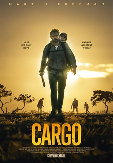 Martin Freeman in CARGO