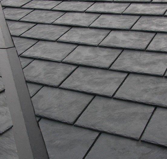 Heritage Slate Rubber Roof Product | Slate Roofing | Slate Shingles | Euroshield Roofing