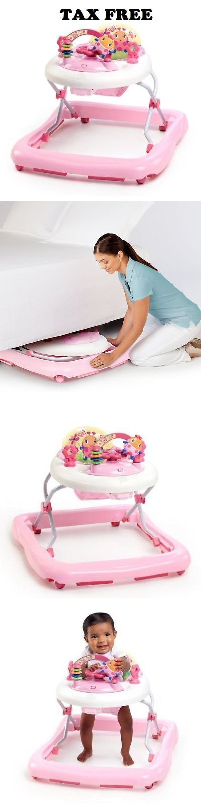 baby and kid stuff: Infant Baby Girl Activity Walker Jumper Bouncer Walk Stand Activity Seat Toy New -> BUY IT NOW ONLY: $49.49 on eBay!