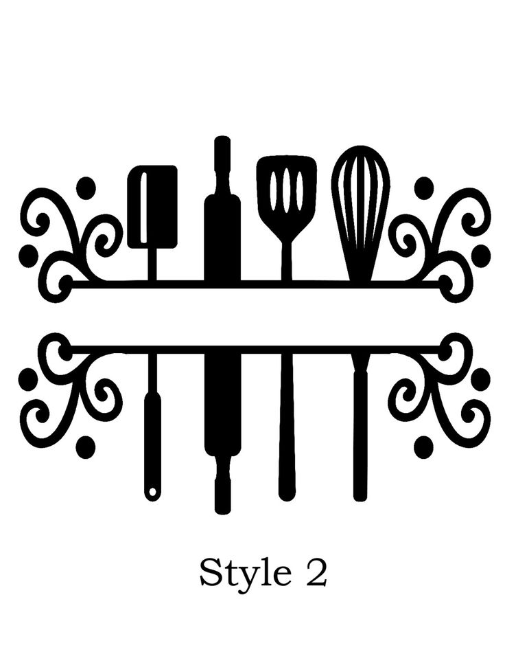 Personalized cutting board vinyl decal by southerlycharm for Vinyl window designs