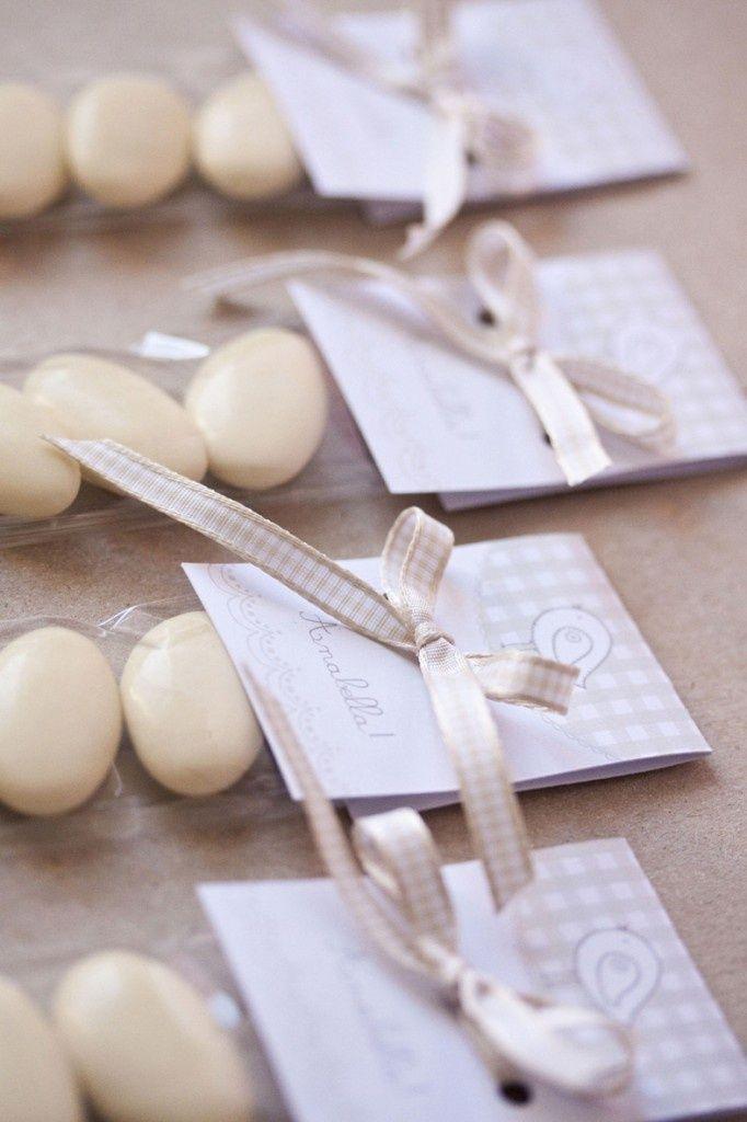 Famoso Oltre 25 fantastiche idee su Bomboniere matrimonio fai da te  AT68