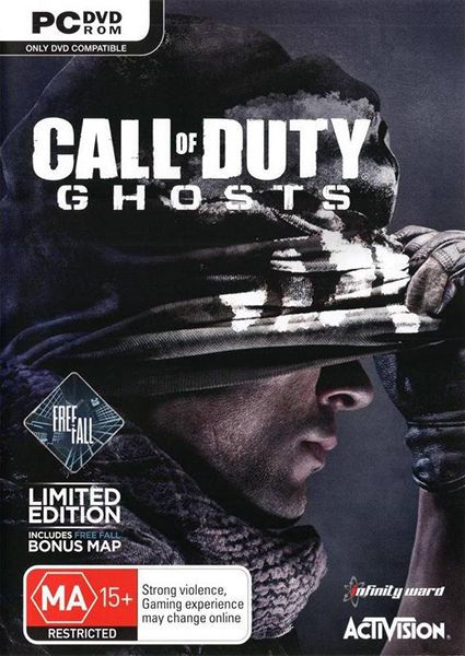 Call of Duty: Ghosts (Include Free Fall DLC) (CD Key Steam)
