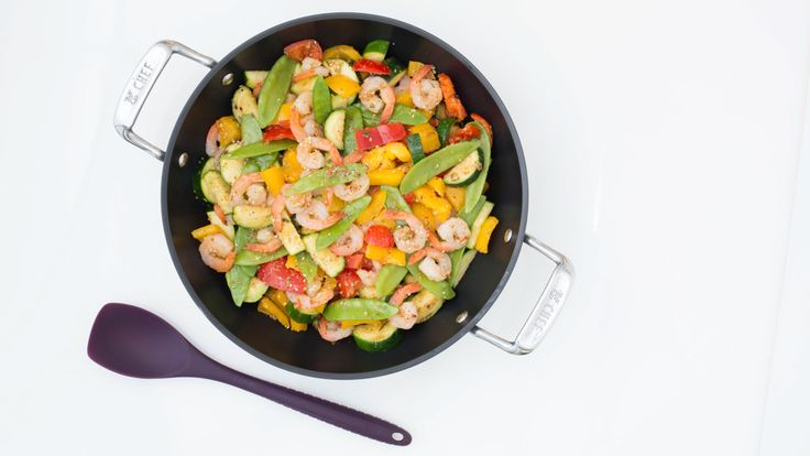 Customizable Asian Stir-Fry