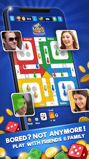 Ludo Club Fun Dice Game 1.2.38 APK MOD OBB Android