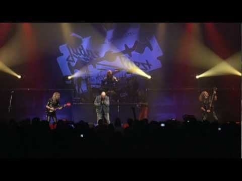 """""""You Don't Have To Be Old To Be Wise"""" - Judas Priest ...  on 8.17.2009 live at the Seminole Hard Rock Arena in Hollywood, Florida as part of the British Steel 30th Anniversary tour"""