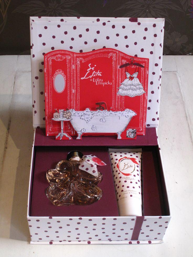 Beautiful perfume set #silolita #lolitalempicka #valentinegift