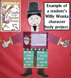 best book unit charlie and the chocolate factory images on charlie and the chocolate factory by roald dahl teaching resources