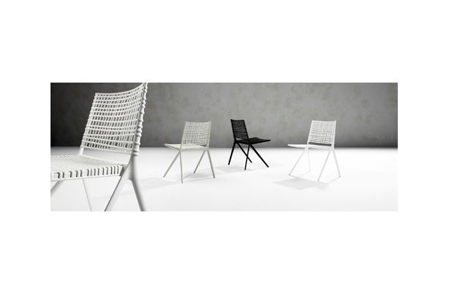 Branch Collection Tribu - Inspired from tree branches, the Branch collection looks fluid and organic. Behind the airy, casual appearance lies a sophisticated design and well-thought out materials. http://www.coshliving.com.au/categories/cafe-furniture/branch-collection/