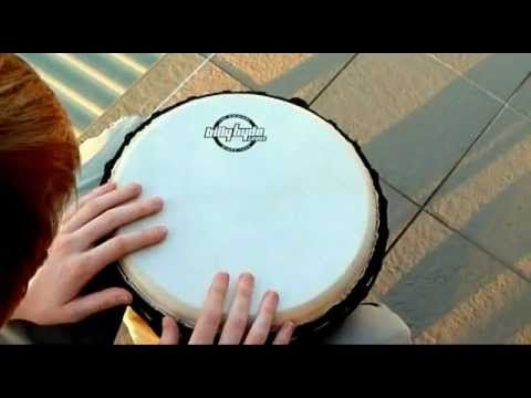 Finger roll  Hand Drum Lesson: Finger Roll