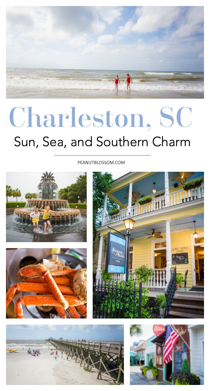 Don't miss Charleston, SC when you're thinking about family-friendly travel destinations! This charming southern city has the best of everything: beaches, museums, sightseeing for the whole family. Get all the details you need for an easy 2-day itinerary with the kids right here. Includes restaurant suggestions, the perfect @holidayinn to stay with the kids, and a great list of must-see spots you won't want to miss. Thanks Holiday Inn for the free stay! #joyoftravel