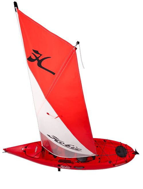 Sail kit for Hobie Mirage kayaks