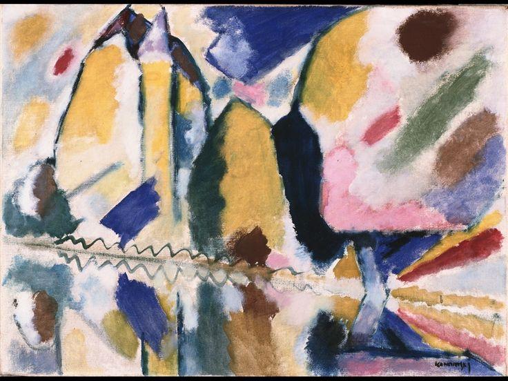 Vasilij Kandinskij, Autunno II, 1912