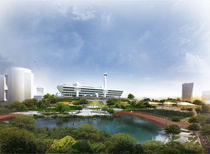 Gallery of Winning Proposal to Define Jurong Lake District as Singapore's Newest Business Hub - 2