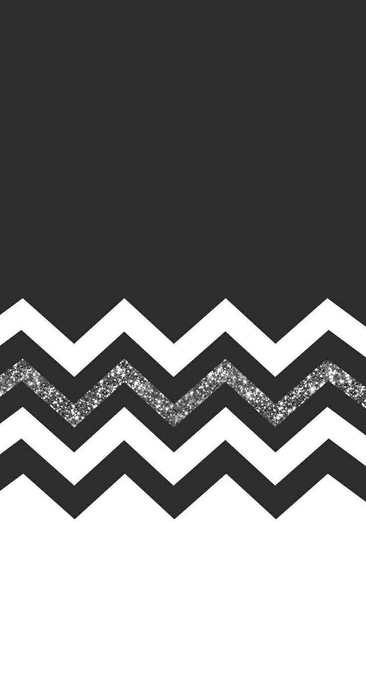 Minimalistic Simple Black White Pattern Geometric HD IPhone 5 Wallpaper