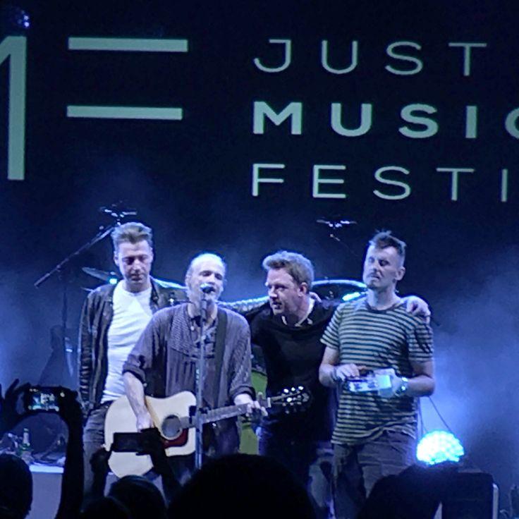 Concert de Travis - Juil. 2016 ©ROME Pratique