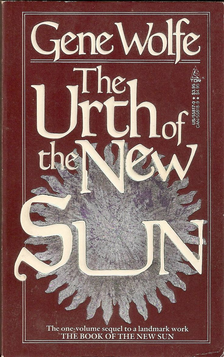 Urth Of The New Sun  Gene Wolfe