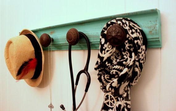 perfect.: Coats Racks, Coat Racks, Knobs, Antiques