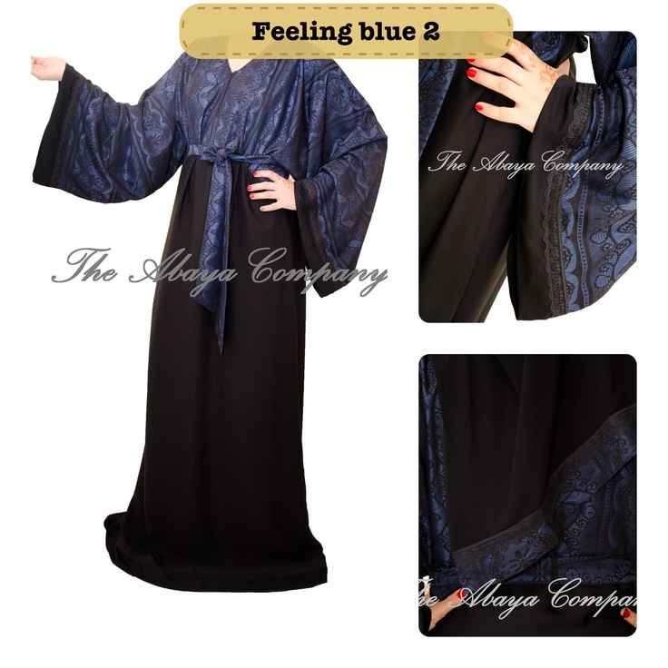 """Gorgoues day wear abaya. For orders and queries contact us on theabayacompany@gmail.com or follow us on Facebook """"The Abaya Company"""" Dhs 600"""